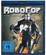 Robocop TV Series (1994) Region B German Import (non-USA format) Blu-ray... - $24.99
