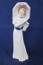 Royal Doulton Porcelain Figurine Lilian Summer Four Seasons Collection H... - $84.15