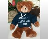 Maple leaf teddy bear thumb155 crop