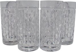 Ralph Lauren Aston Crystal Highball Glasses 4 - $93.00