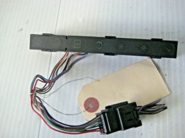 Mercury Cougar 1999 Warning Control Lights Bar OEM - $19.55