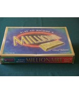 Play To Become A Millionaire Card Game 1999 NIB - $7.75