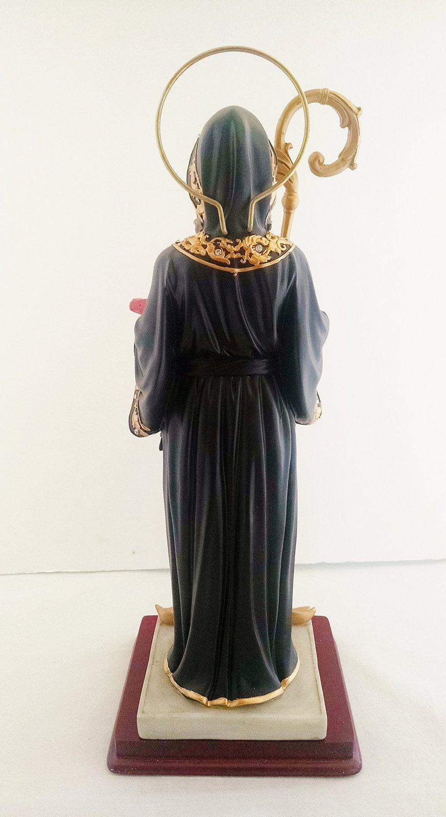 5 pollici Nuestra Senora de zapopan SANTO FIGURINA STATUA FIGURE RELIGIOSE VIRGEN