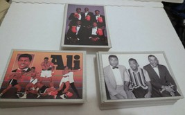 Vintage 1991 AW Sports Boxing Cards Complete Set 149 Cards - $28.98