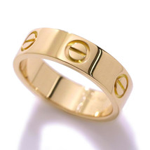 Cartier 18K Yellow Gold Love Ring Size 6.25 - $1,113.75