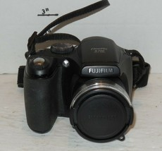Fujifilm FinePix S Series S700 7.1MP Digital Camera - Black - $52.60