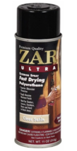 NEW ZAR 34007 Clear Gloss Ultra Exterior Oil Based Polyurethane 11 oz Spray Can