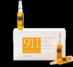 Biotop Professional 911 Quinoa Hair Repair Oil-to-Foam Ampoules 10 x 0.3... - $124.00