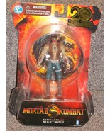 Mortal Kombat Nightwolf Figure New In The Package - $39.99