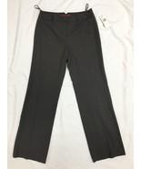 AK Anne Klein Women's Gray Dress Pants Size 10 Stretch - $78.20