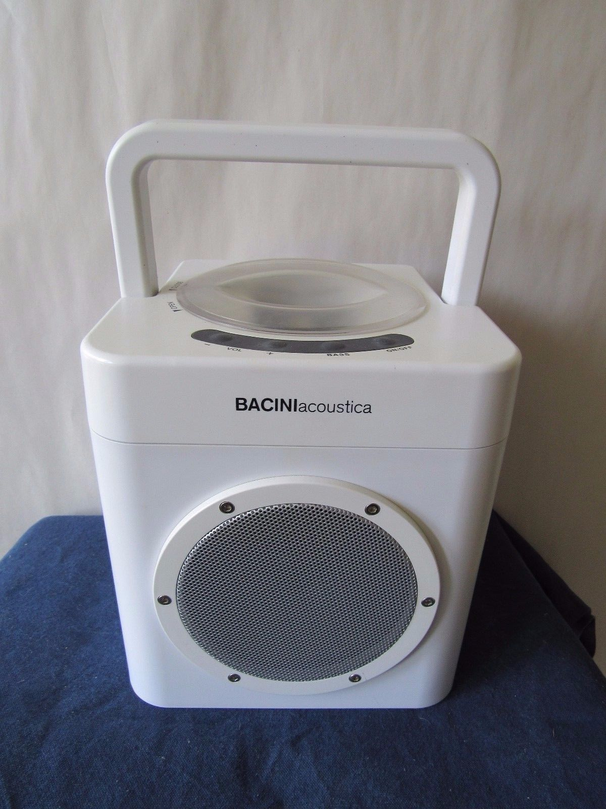 Bacini Acoustica Music System Weather Resistant MP3 SPP-11 Outdoor Speaker #1