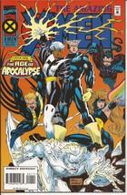 Marvel The Amazing X-Men #1 Age Of Apocalypse Magneto Cyclops Ice Man - $2.95