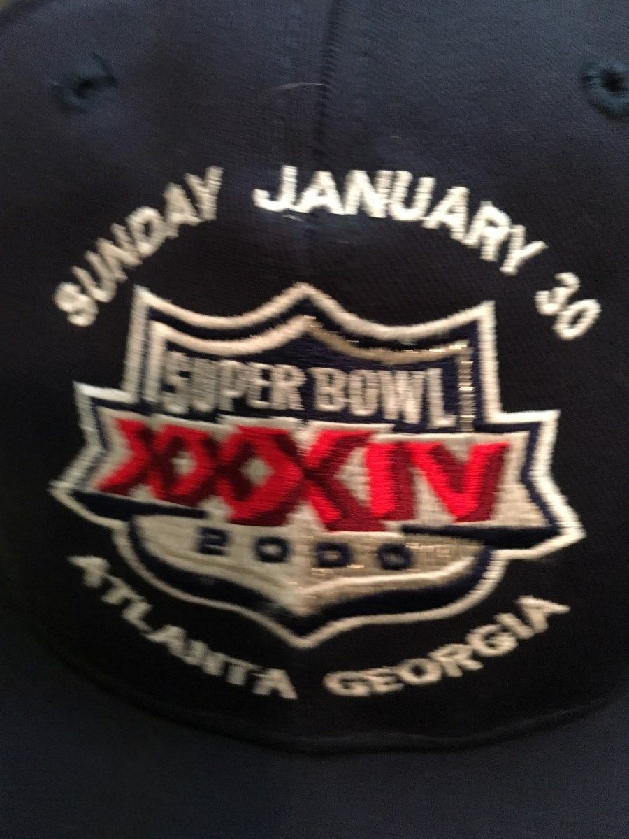LOT of 10) *SUPER BOWL* BALL CAPS / HATS--ONE SIZE FITS ALL / SNAPBACK-1997-2015