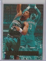 1995-96 Alonzo Mourning Fleer Ultra Double Trouble #4 Basketball Card - $5.95