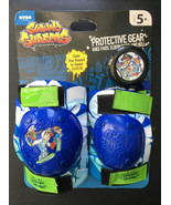 Subway Surfers Knee Pads,Elbow Pads&Bell Protective Gear. Fits up to 55 ... - $17.95