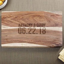 Better Together Exotic Hardwood Engraved Cutting Board - $59.95