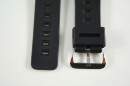 Rubber Watch Band STRAP black fits Casio AQ-100 AQ-100WG MRD-201 20MM - $12.95