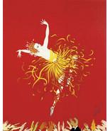 """""""Applaues"""" 22x30 Art Deco Print by Erte - $81.09"""