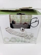 NEW Conair MBTS9 Full Body Massage Thermal Spa Bath Mat w/Back & Foot Ma... - $140.25