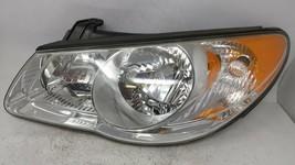 2007-2010 Hyundai Elantra Driver Left Oem Head Light Headlight Lamp 64320 - $134.66