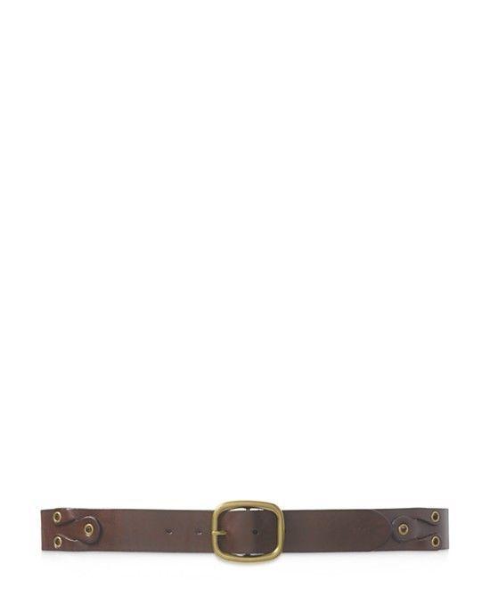 Lauren Ralph Lauren Leather Belt size L