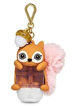 Bath and Body Works Hand Sanitizer Holder - Many Styles! (Light-up Squirrel) - $19.79