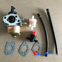 Carburetor For 173cc Husky 2600 PSI 2.4 GPM Pressure Washer Carb Fuel Fi... - $14.00