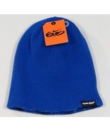 Nike 6.0 Skateboarding Reversible Blue Beanie Skull Cap Youth Boys 8-20 NWT - $18.55