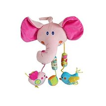Elephant Baby Toy & Bed Hanging & Cribs Decors