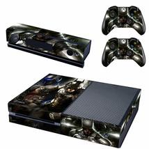 The Batman Xbox uno Pellicola Console + 2 x Controller Adesivi Cover Fro... - $14.67