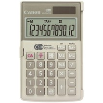 Canon LS-154TG 12-Digit Handheld Calculator - $27.59