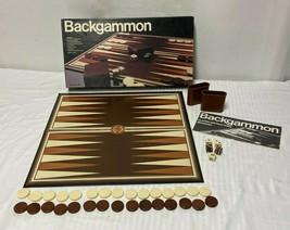 Vintage Backgammon 3014 Pressman 1983  - $30.39