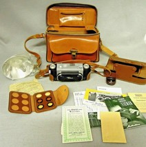 David White Camera  Field &  Carrying Case Stereo Realis  Flash Lenses V... - $250.00