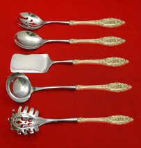 Grand Majesty by Oneida Sterling Silver Hostess Set 5pc HHWS  Custom Made - $459.00