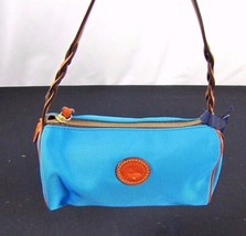 DOONEY & BOURKE Small Turquoise Barrel Purse NE... - $30.91