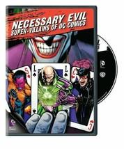 Necessary Evil: Super-Villains of DC Comics - $8.86