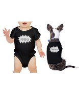 Double Trouble Baby and Pet Matching Black Shirts - $30.99