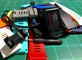 Garmin Vivoactive HR GPS Smart Watch - $125.00