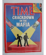 Magazine Time 1984 October 15 Mafia Reagan China - $9.99