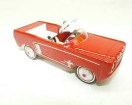 "Hallmark Keepsake 2006 ""1964 1/2 Ford Mustang"" Kiddie Car Classics Ornament - $14.84"