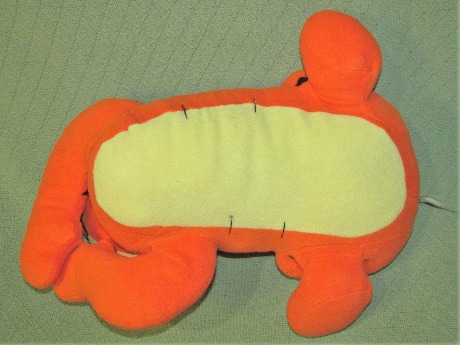 "Disney LOUNGING TIGGER 22"" Stuffed Animal PILLOW Plush Winnie Pooh Friends Jumbo image 5"