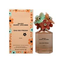 Marc Jacobs Daisy Eau So Fresh Daze Eau De Toilette Spray 75 ML/2.5 Fl.Oz. Nib - $66.83