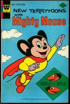 NEW TERRYTOONS #44-1978-HECKLE & JECKLE-MIGHTY MOUSE FN - $18.92