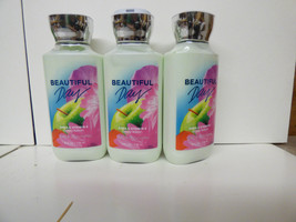 Bath and Body Works Beautiful Day Body Lotion set of 3 - $27.67