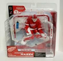 Detroit Red Wings Dominik Hasek Series 7 Sealed Mcfarlane  - $14.03