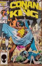 Marvel Comics 25th Anniversary: Conan The King  Vol. 1 No. 38 January 1987 - $1.95