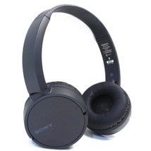 Sony MDR-ZX220BT/B On Ear Wireless Headphones With Mic - Bluetooth - NFC... - $78.31