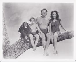 Tarzan Johnny Weissmuller Maureen O'Sullivan 8x10 Photo - $6.99