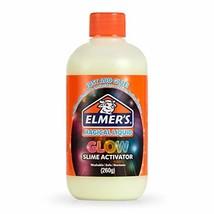 Elmer's Glow In The Dark Slime Activator | Magical Liquid Glue Slime Activator,
