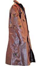 Mens Yondu Guardians of Galaxy Vol 2 Michael Rooker Brown Costume Coat image 2
